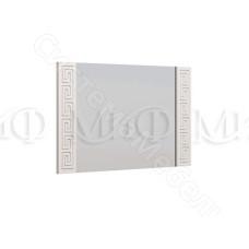 Модульная спальня Афина - Зеркало. Белый глянецВенге