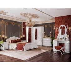 Модульная спальня Гармония - Белый. До 7 модулей