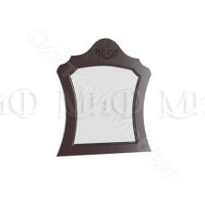 Модульная спальня Престиж - Зеркало. Шоколад/Венге