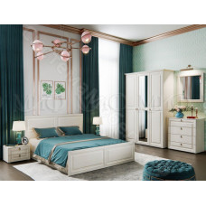 Модульная спальня Престиж 1 - Сандал светлый. До 6 модулей