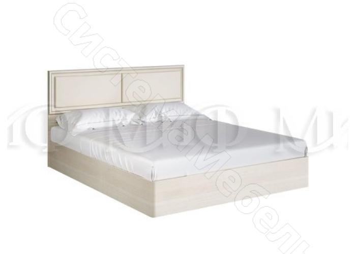 Модульная спальня Престиж 2 - Кровать 1,4 м. Сандал светлый