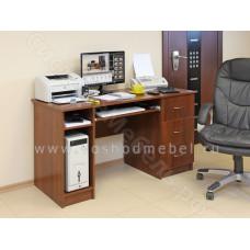 Компьютерный стол ПКС 4 - Донской орех