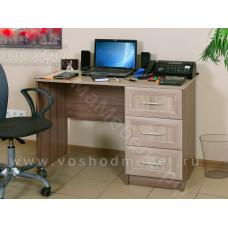 Компьютерный стол ПКС 6 - Шимо светлый/темный