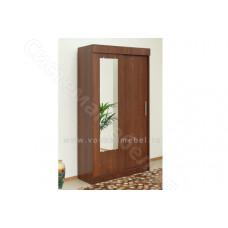 Шкаф 2-х дверный Холл - Донской орех.