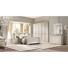 Модульная спальня Анна - Штрих лак. До 14 модулей
