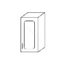 Шкаф навесной В400 1 дверь