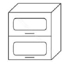 Шкаф навесной В600Г горизонтальный