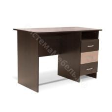 Стол компьютерный СК-5 (письменный) - Венге/дуб беленый