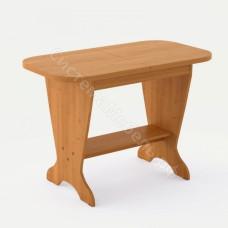 Обеденный стол «Весна» раскладной - Ольха