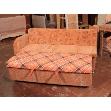"""Кухонный раскладной диван """"Ева"""" с подлокотниками"""
