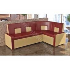 """Набор мебели """"Секрет 1"""" со спальным местом - Бордо/Какао"""