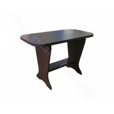 Обеденный стол «Весна» нераскладной - Венге