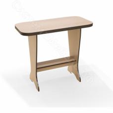 Обеденный стол «Весна» нераскладной - Беленый дуб