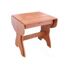 Кухонный стол раскладной Уши. С ящиком (6 цветов)