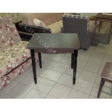 Кухонный стол Ломберный поворотно-раскладной с ящиком. Венге