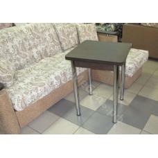Кухонный стол Ломберный (поворотно-раскладной) без ящика. Венге