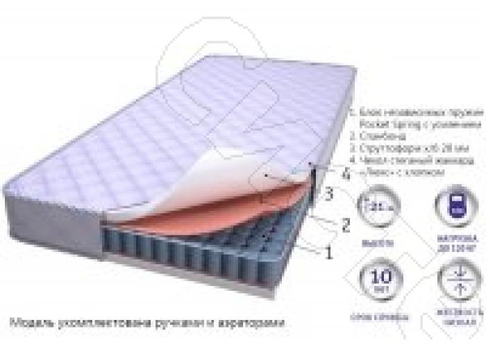 Матрас DE LUXE PRESTIGE 140*200 см