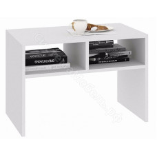 Стол приставной Лофт - Белый