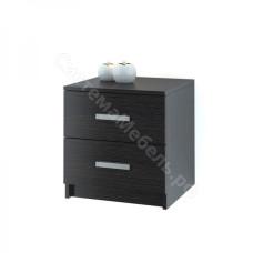 Модульная система Лофт - Комод 420 с 2-мя ящиками Венге