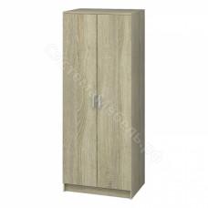 Модульная система Лофт - Шкаф 2-х дверный 800 Дуб сонома