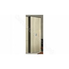 Шкаф 2-х дверный Бордо - Венге/Дуб молочный