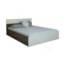 Спальня Юнона - Кровать 0,8 - Венге/Дуб Белфорд