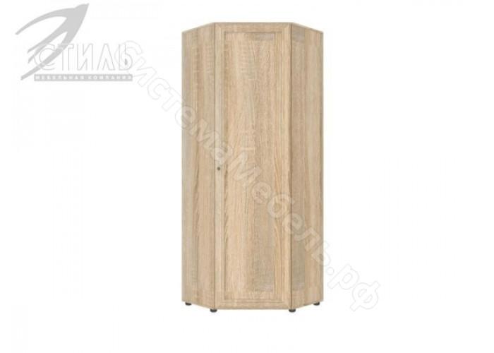 Модульная прихожая Оскар 7А Модена - Шкаф угловой. Дуб Сонома светлый