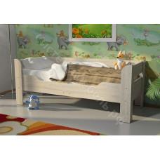 Кровать детская без ящика Мийа 4 - Дуб Сонома светлая