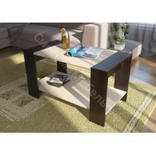 Стол журнальный N11 - Венге/Дуб молочный
