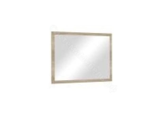 Спальня Бланка - Зеркало. Дуб сонома/Белый глянец