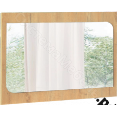 Детская Космос - Зеркало N8. Альпийское озеро/Дуб бунратти