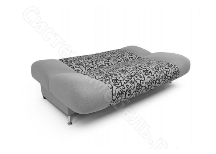 Диван-книжка Лодочка с подушками - рогожка