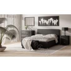 Кровать Прато - Фиолетовый велюр