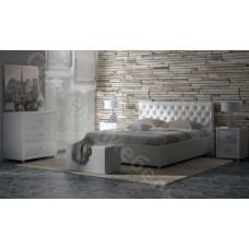 Кровать Флоренция - Латте велюр