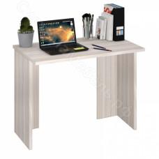 Компьютерный стол СКЛ-Прямой 100 (без тумбы) - Карамель