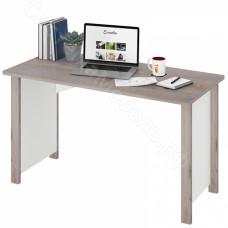Компьютерный стол СТД-130 - Нельсон/Белый жемчуг
