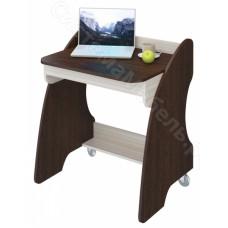 Компьютерный стол СК-13 - Венге/Карамель