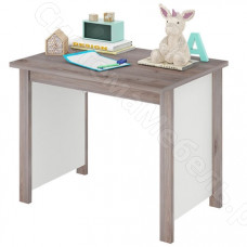 Компьютерный стол СТД-90 + ЯПД - Нельсон/Белый жемчуг