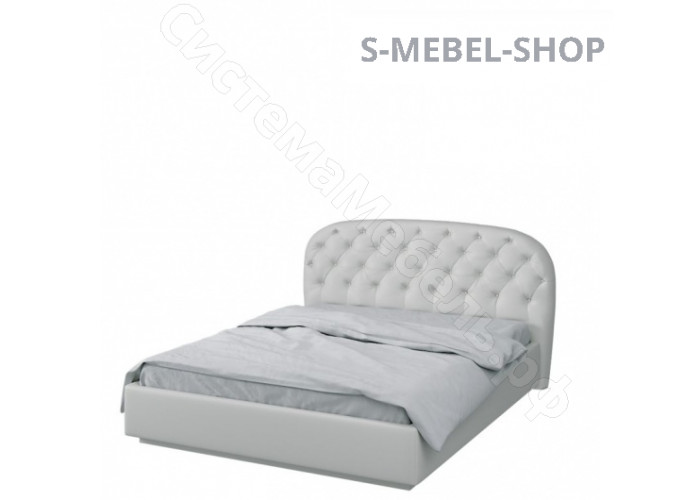 Спальня Корвет МК 57 - Кровать с подъемным механизмом №321. Дуб белфорд