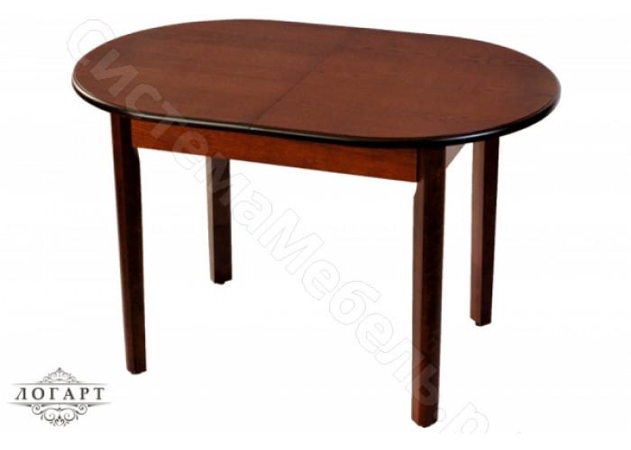 Стол обеденный раскладной Павлини из натурального дерева