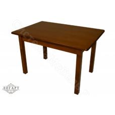 Стол обеденный раскладной ВМ20 из натурального дерева