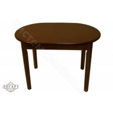 Стол обеденный раскладной ВМ30 из натурального дерева
