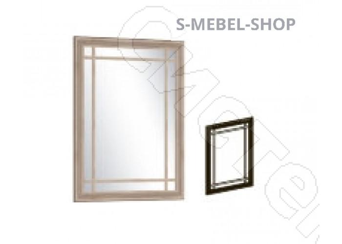 Модульная спальня Бруно - Зеркало большое. Дуб сонома
