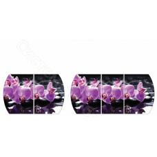 Образцы столешниц фотопечать овальных столов