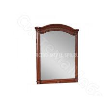 Модульная спальня Карина 3 - Зеркало. Темный орех