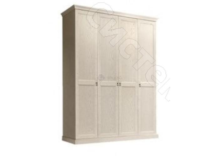 Модульная спальня Венеция - Шкаф 4-х дв. Дуб седан