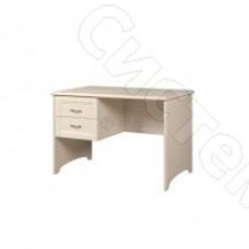 Модульная спальня Амели - Стол письменный. Штрих-лак