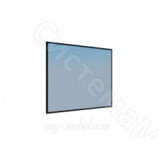 Модульная спальня Луиза - Зеркало. Дуб венге/Белый глянец
