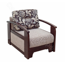 Кресло раскладное Янтарь - Орех