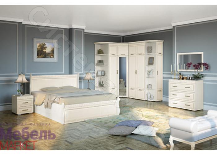 Спальня Меценат - Дуб. 7 модулей